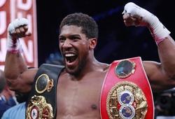Anthony Joshua tự tin sẽ hạ knockout Deontay Wilder ở hiệp 6