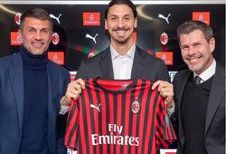Ibrahimovic giải thích lý do chọn số áo đặc biệt khi trở lại AC Milan