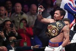 Manny Pacquiao trở thành người đầu tiên giữ đai trong suốt 4 thập niên khác nhau