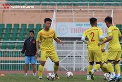 U23 Việt Nam đá giao hữu mấy giờ hôm nay 3/1?