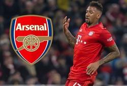 Arsenal nhăn nhó với điều kiện có Boateng miễn phí