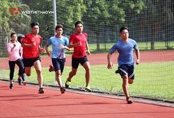 23 tài năng điền kinh trẻ lứa 2X tập trung đội tuyển quốc gia năm 2020