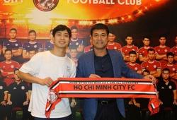 Công Phượng: Về Việt Nam thi đấu chắc chắn sẽ vui và thoải mái hơn