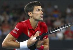 Kết quả tennis ATP Cup 2020 ngày 6/1: Djokovic quá mạnh so với Monfils