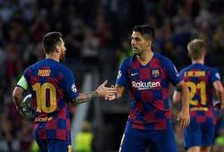 Suarez gây kinh ngạc với ảnh hưởng lớn hơn cả Messi tại Barca
