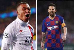 Mbappe có giá trị cao nhất thế giới và nhiều hơn gấp đôi Messi