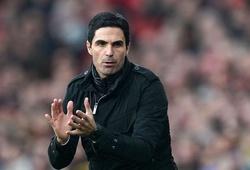 Arsenal lo ngại với mục tiêu chuyển nhượng hàng đầu tháng 1 của HLV Arteta