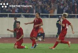 Bóng đá Việt Nam và những trận đấu giàu cảm xúc với UAE