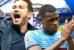 Chelsea chuẩn bị tậu hậu vệ bom tấn bằng cách đánh bại Mourinho