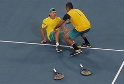 Giải quần vợt ATP Cup 2020: Thoát hiểm ngoạn mục, Úc cùng Nga vào bán kết
