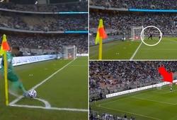 Kroos gây kinh ngạc khi ghi bàn cho Real Madrid bằng đá phạt góc