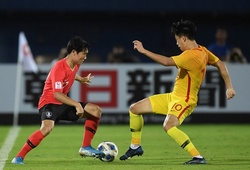 U23 Hàn Quốc nhọc nhằn đánh bại U23 Trung Quốc