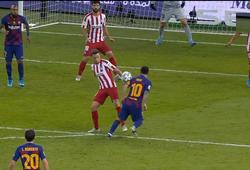 VAR tước bỏ 2 bàn thắng của Barca trong 13 phút gây tranh cãi