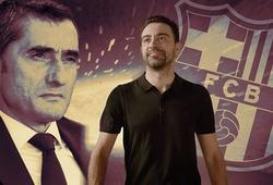 Huyền thoại Barca sẵn sàng ngồi vào băng ghế huấn luyện thay Valverde