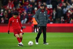 Klopp chỉ ra vị trí tốt nhất của Minamino ở Liverpool trước trận gặp Tottenham