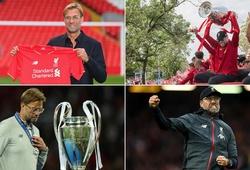 Klopp đã thay đổi Liverpool ngoạn mục thế nào trước Tottenham sau 4 năm?