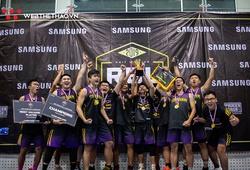 Những chàng Giáo viên tương lai lên ngôi vô địch tại RMIT Basketball League 2019