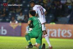 Thủ môn Bùi Tiến Dũng và sự khẳng định ở sân chơi châu lục