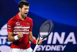 Chung kết giải quần vợt ATP Cup 2020: Djokovic giúp Serbia vô địch