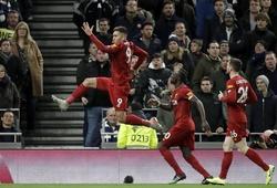 Liverpool lập kỷ lục vô tiền khoáng hậu ở Ngoại hạng Anh và châu Âu