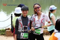 Quán quân Siêu mẫu Việt Nam và sao Cuộc đua kỳ thú chinh phục Vietnam Trail Marathon 2020