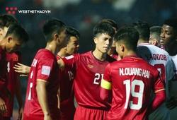 Đi tìm đội hình tối ưu của U23 Việt Nam đối đầu với U23 Jordan
