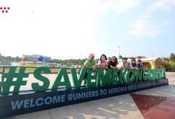 Chạy Mekong Delta Marathon 2020 chung tay chống biến đối khí hậu
