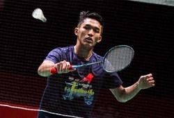 Giải cầu lông Indonesia Masters 2020: Vắng Momota, quần long tranh châu