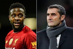 "HLV Valverde bị Barca sa thải vì ""lời nguyền""... của Divock Origi?"