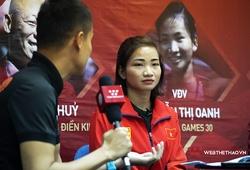 Nguyễn Thị Oanh: Một năm biến động với kỳ tích vàng SEA Games và khát vọng giành Cúp Chiến thắng 2019