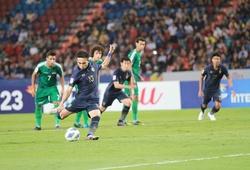 """""""Nối gót"""" U23 Việt Nam, U23 Thái Lan tái lập kỳ tích tại VCK U23 châu Á"""