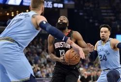 Bóp nghẹt James Harden, Memphis Grizzlies có chuỗi thắng dài nhất trong 3 năm