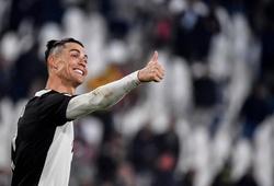 Ronaldo được khen ngợi với con số phi thường về chạy trước Roma