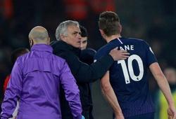 Mourinho và đội tuyển Anh choáng váng với tin tức tồi tệ từ Harry Kane