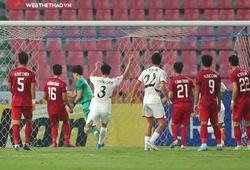 U23 Việt Nam và cái kết đáng quên khi bị loại từ vòng bảng U23 châu Á