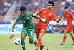 Báo Thái Lan nói gì sau trận thua U23 Saudi Arabia?