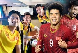 Các tuyển thủ U23 Việt Nam nói lời chia tay cấp độ U23 trong tiếc nuối