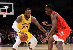 Nhận định NBA: Los Angeles Lakers vs Houston Rockets (ngày 19/1, 8h30)