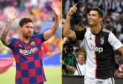 Ronaldo và Messi xuất sắc nhất lứa tuổi theo bầu chọn của CĐV