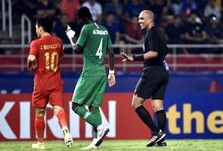 Thái Lan gửi đơn khiếu nại tổ trọng tài lên AFC sau trận thua U23 Saudi Arabia