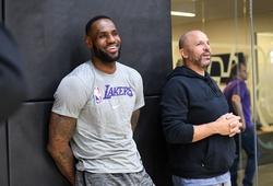 Với LeBron James, đây là người duy nhất anh tìm sự khai sáng về bóng rổ