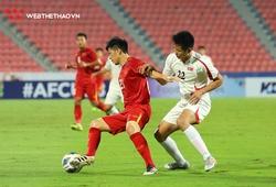 U23 Việt Nam và Thái Lan bị loại: Khi Olympic vẫn còn xa tầm với