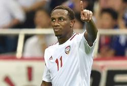 """Cầu thủ UAE bị """"tố"""" giả chấn thương, trốn nhiệm vụ với ĐTQG"""