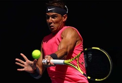 Kết quả Australia Mở rộng ngày 21/1: Nadal vùi dập Dellien