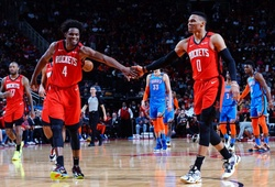 Russell Westbrook đạt triple-double trước toàn bộ 30 đội bóng NBA
