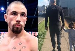 Tình nguyện hiến tủy sống cho con gái, Robert Whittaker rút lui khỏi UFC 248?