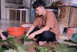Về nhà đón năm mới, Minh Vương mời cầu thủ Việt Kiều trải nghiệm Tết