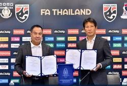 HLV Akira Nishino chính thức gia hạn hợp đồng với LĐBĐ Thái Lan