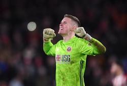 """Quá thất vọng với De Gea, MU tính """"đòi"""" Henderson từ Sheffield Utd"""