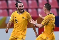 D'Agostino lại tỏa sáng, U23 Australia vượt U23 Uzbekistan để giành vé dự Olympic 2020